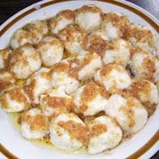 Kartoffel Kloesse (Potato Dumplings)