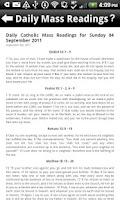 Screenshot of SJW Religious Vocations App