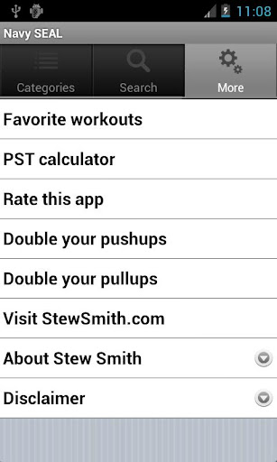 Navy SEAL Exercises Stew Smith - screenshot