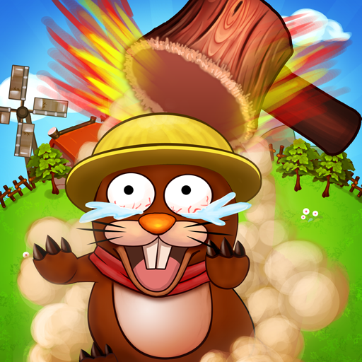 经典游戏 打地鼠 休閒 App LOGO-APP開箱王