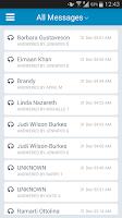 Screenshot of AnswerConnect