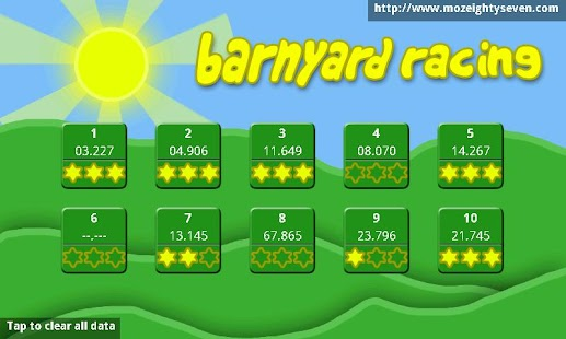 Barnyard Racing - screenshot