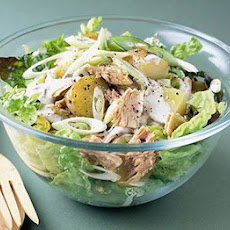 New Potato & Tuna Salad