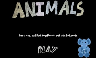 Screenshot of Toddler Animal Sounds Pro