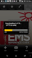 Screenshot of ER and EMS Reference Guide
