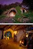 Rumah hobbit (NYATA!) (Gambar 3)