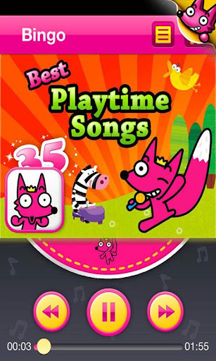 免費下載教育APP|35 Playtime Songs app開箱文|APP開箱王