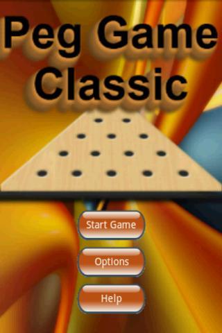 Peg Game Classic