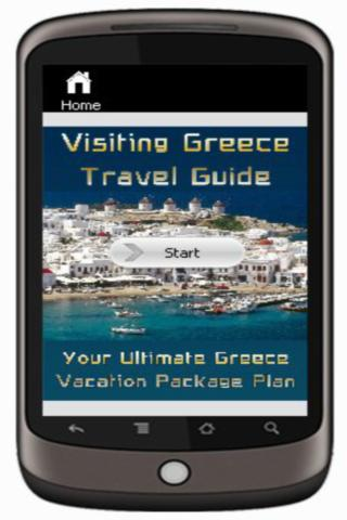Visiting Greece Travel Guide