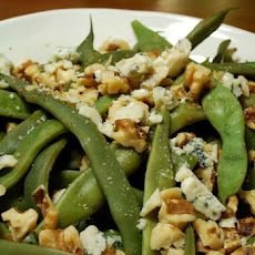 Designer Green Beans With Walnuts