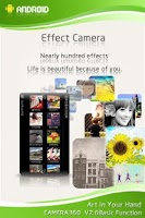 Screenshot of Camera360 for Android 1.5