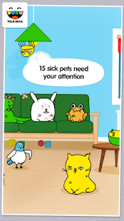 Download Toca Pet Doctor APK to PC