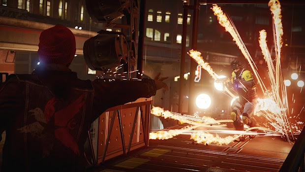 inFamous: Second Son design lead leaves Sucker Punch