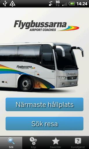 Flygbussarna