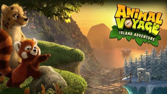 Animal Voyage:Island Adventure