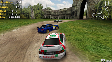 Screenshot of Dua Xe Oto 3D