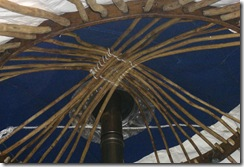 ks yurt roof detail