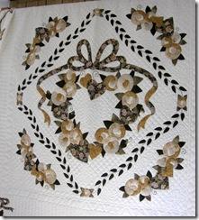 mennonite quilt detail