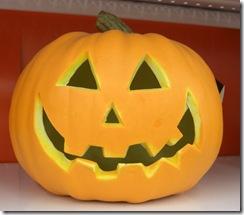 halloween lantern teeth