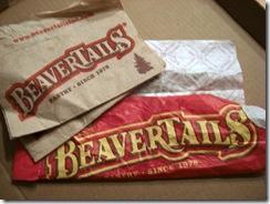 ottawa beavers tails