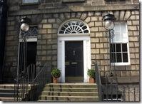 edinburgh georgian front door