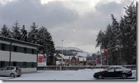 snow at Cavalry Park again