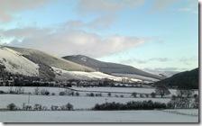 snow at innerleithen