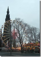 edinburgh big wheel