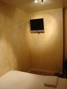 pod hotel room london