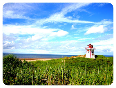 lighthouse beach pei