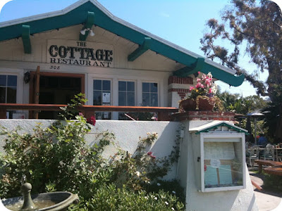 cottage restaurant laguna