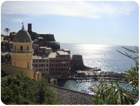 italian riviera in september