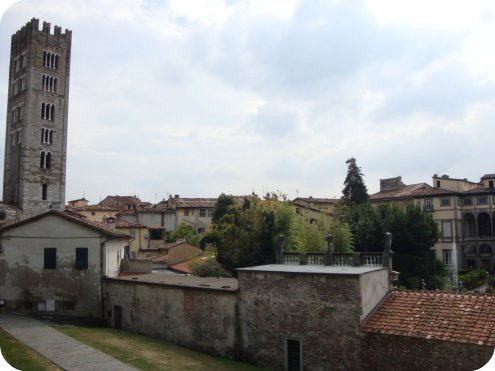 lucca towers
