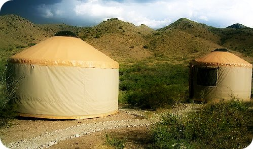 travel trends yurts