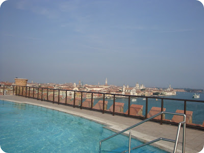 molino stuccy roof-top pool