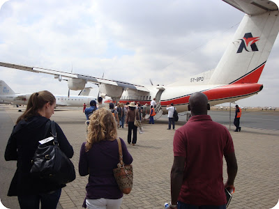 air kenya at wilson airport