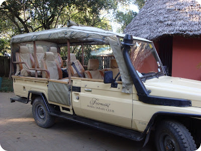 fairmont safari land rover