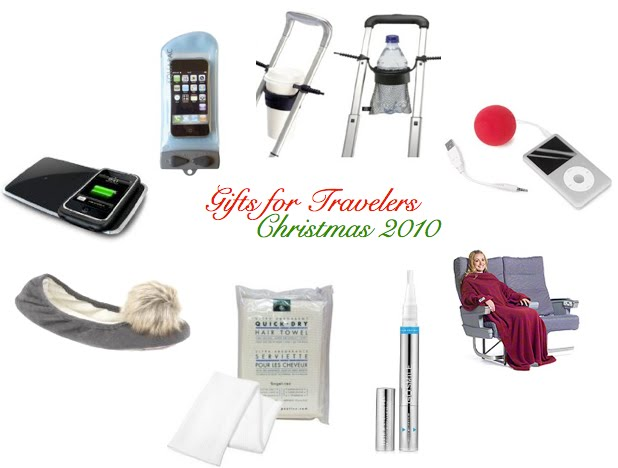 2010 + gifts for travellers