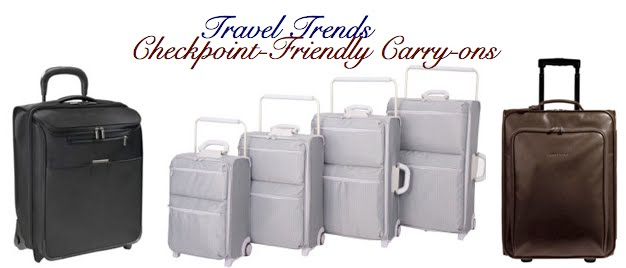 checkpoint-friendly carry-ons