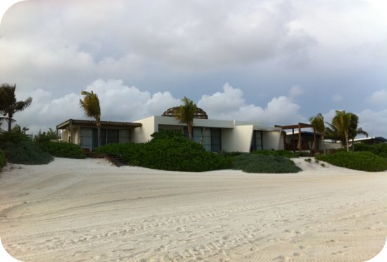 rosewood mayakoba beachfront villas