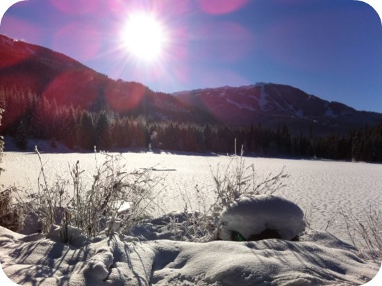 A slower-paced winter Whistler