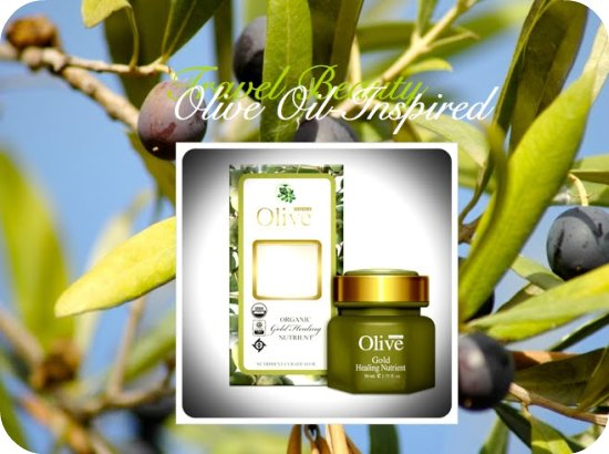 olive oil + travel beauty