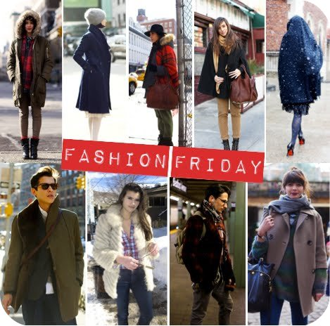 fashion friday :: winter urban street-style