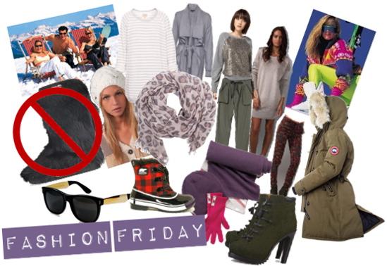 fashion friday :: apres ski