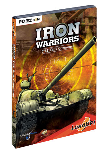 Iron Warriors: T72 Tank Command