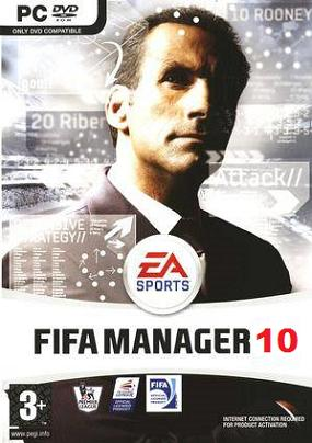 [Multi] FIFA Manager 10 [MULTi LANG PC DVD]