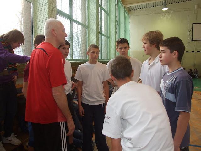 Gimnazjada 2009 – Piłka Siatkowa Chłopców