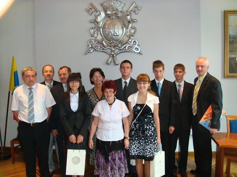 Nagrody Burmistrza