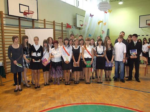 Zakończenie Roku szkolnego 2009/2010
