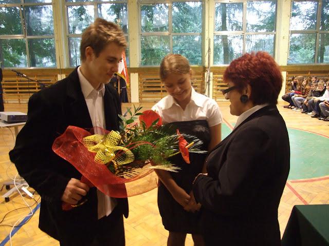 Uroczyste rozpoczęcie roku szkolnego 2010/2011